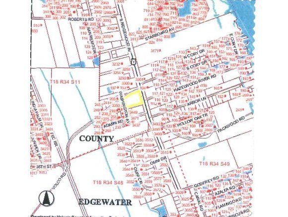 Land for Sale at Ridgewood & Volco Ridgewood & Volco Edgewater, Florida 32141 United States