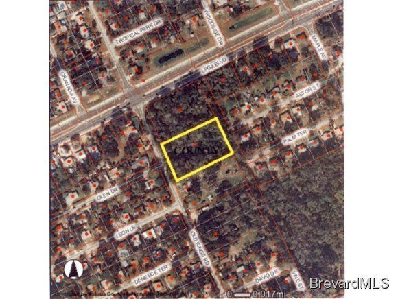 Land for Sale at 1068 Old Kings Highway 1068 Old Kings Highway Holly Hill, Florida 32117 United States