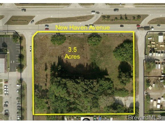 Land for Sale at W New Haven Melbourne, Florida 32904 United States