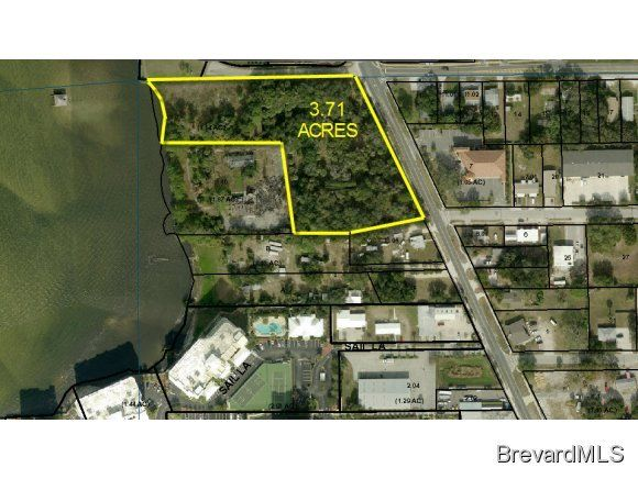Land for Sale at N Tropical Trail/Merritt Avenue Merritt Island, Florida 32953 United States
