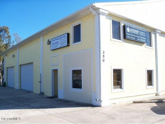 Comercial para Arrendamento às 350 Myrtice Merritt Island, Florida 32953 Estados Unidos