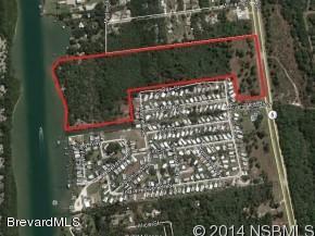 Land voor Verkoop een t U S 1 Edgewater, Florida 32141 Verenigde Staten