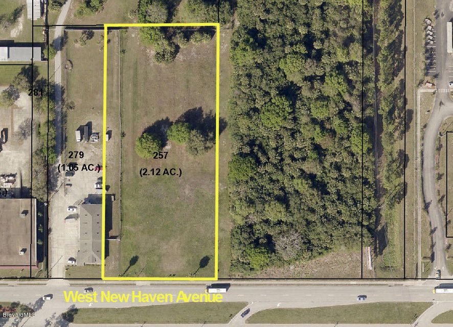 Land for Sale at W New Haven West Melbourne, Florida 32904 United States