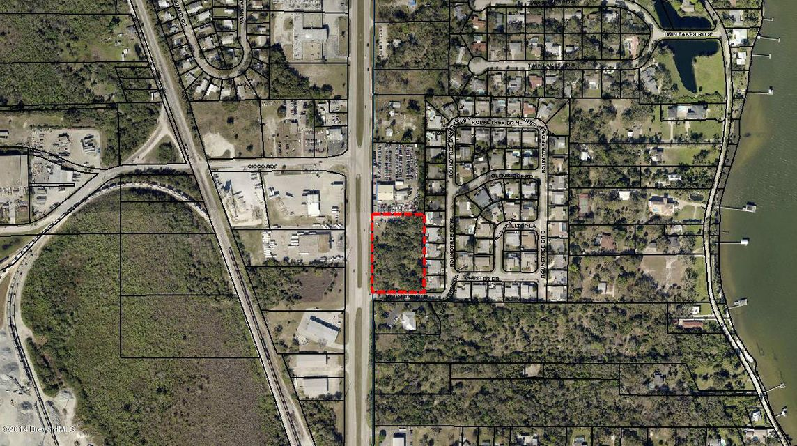 Land for Sale at Us 1 Cocoa, Florida 32926 United States