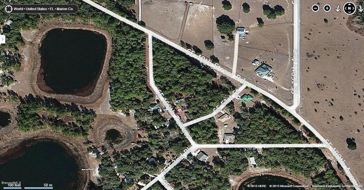 Land for Sale at Se 168th Ter, Ocklawaha, Fl Oklawaha, Florida 32179 United States