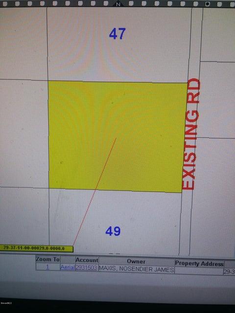 Mark för Försäljning vid Exiting Road Exiting Road Malabar, Florida 32950 Usa