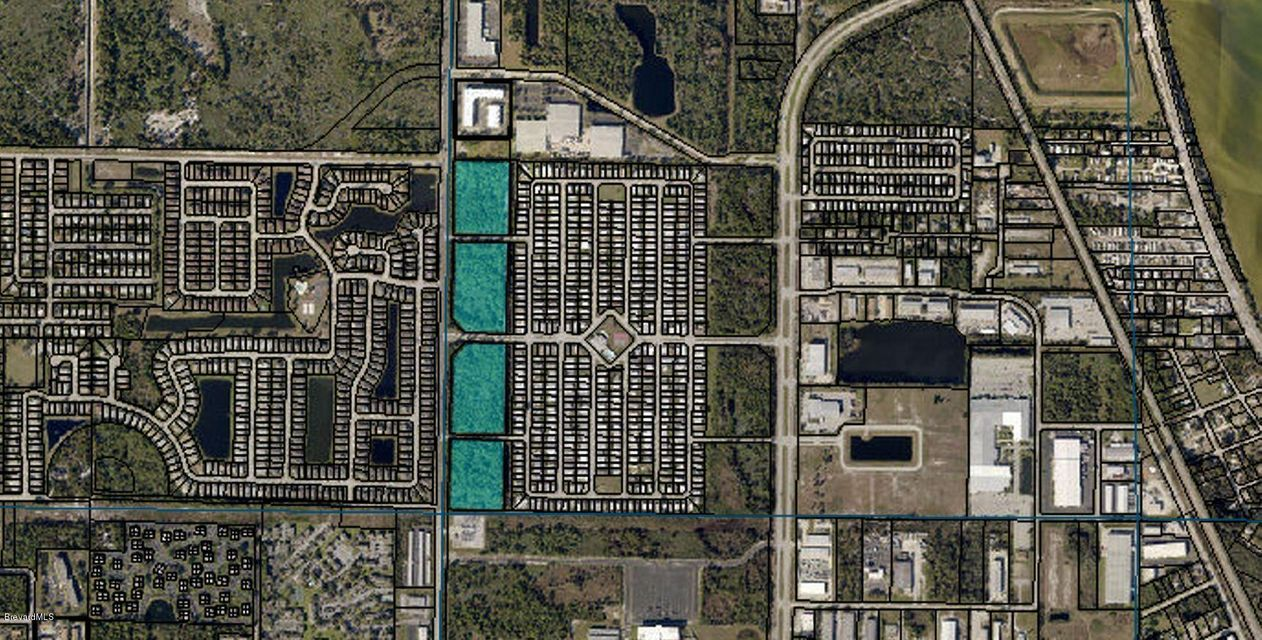 Land for Sale at Lipscomb Lipscomb Palm Bay, Florida 32905 United States