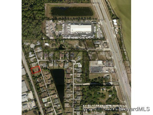 土地 のために 売買 アット 143 Palm Palm Shores, フロリダ 32940 アメリカ合衆国