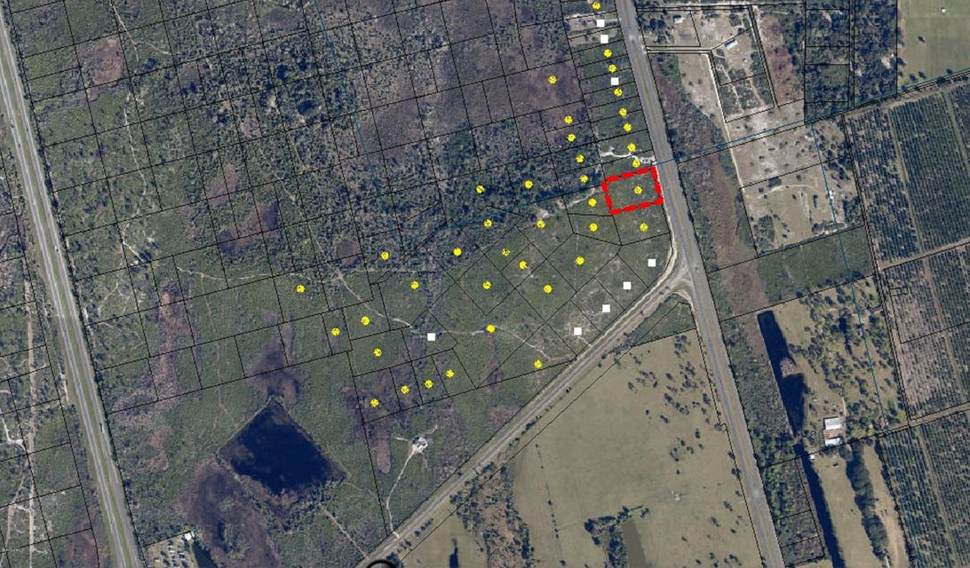 Land for Sale at 5 A / Us1 5 A / Us1 Mims, Florida 32754 United States
