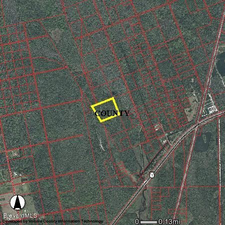 Land for Sale at N. Of U S 1 N. Of U S 1 Oak Hill, Florida 32759 United States