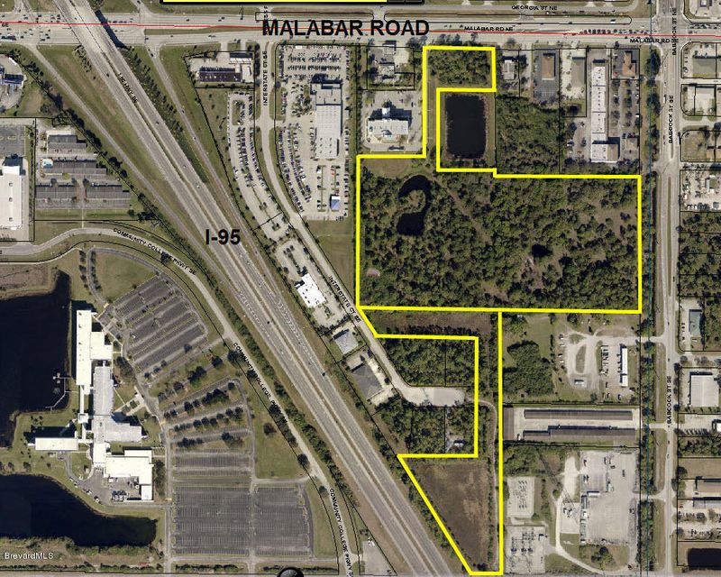 Land voor Verkoop op Address Not Available Palm Bay, Florida 32909 Verenigde Staten