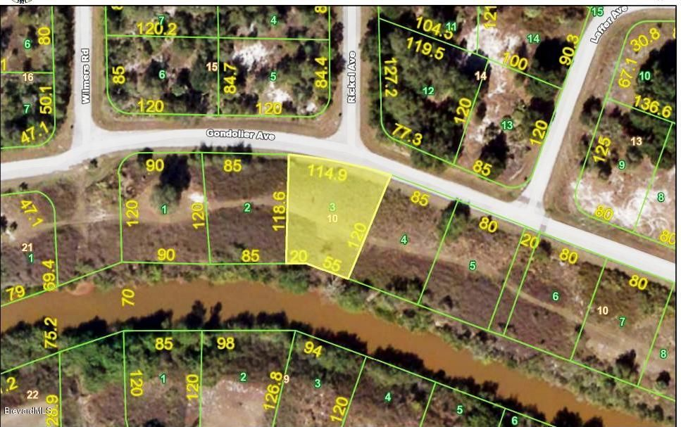 Land for Sale at 29157 Gondalier 29157 Gondalier Punta Gorda, Florida 33955 United States