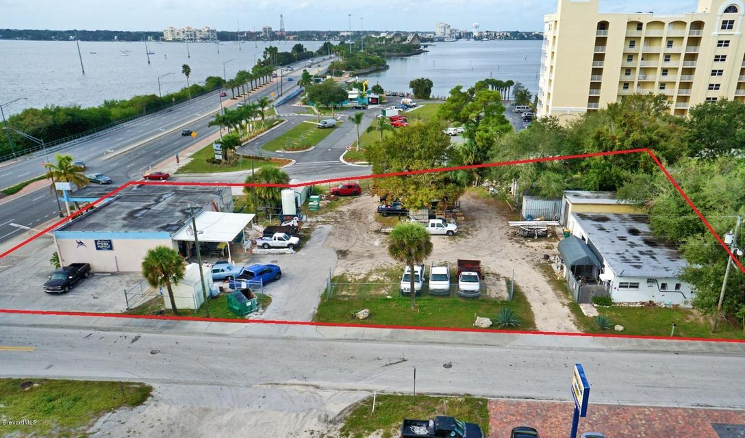 Commercial for Sale at 500 W Merritt Island Causeway 500 W Merritt Island Causeway Merritt Island, Florida 32952 United States