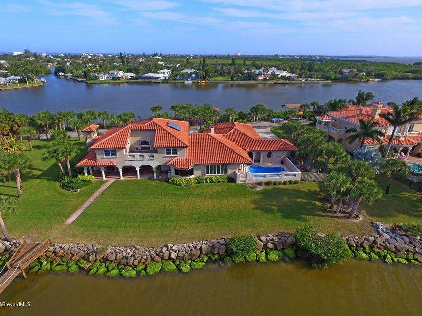 Single Family Home for Sale at 467 Spoonbill Melbourne Beach, Florida 32951 United States