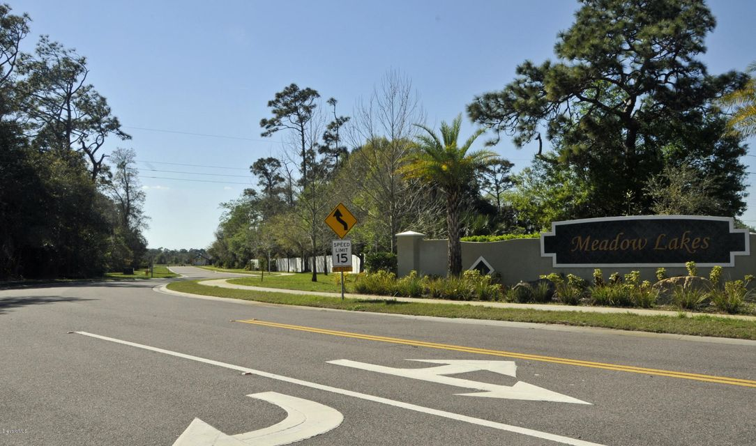 Land for Sale at Meadow Lakes Meadow Lakes Mims, Florida 32754 United States