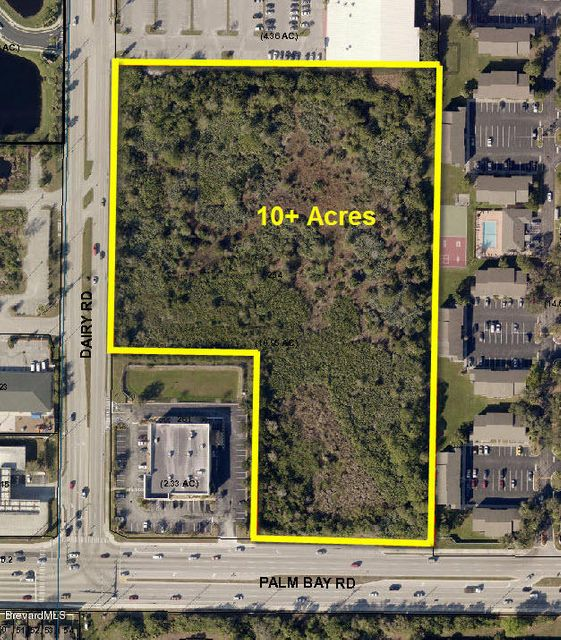 Land for Sale at Palm Bay Melbourne, Florida 32904 United States