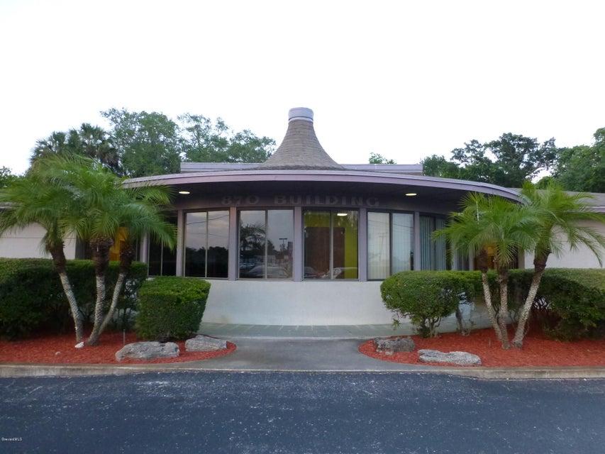 Ticari için Kiralama at 870 Cocoa 870 Cocoa Cocoa, Florida 32922 Amerika Birleşik Devletleri