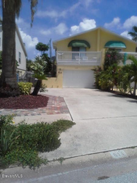 Single Family Home for Rent at 614 Monroe Cape Canaveral, Florida 32920 United States