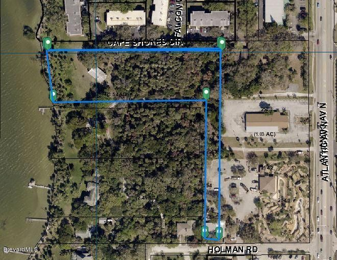 Land for Sale at 290 Cape Shore 290 Cape Shore Cape Canaveral, Florida 32920 United States