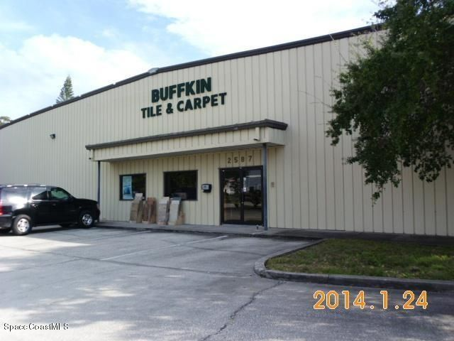 Commercial for Sale at 2587 N Harbor City Boulevard 2587 N Harbor City Boulevard Melbourne, Florida 32935 United States