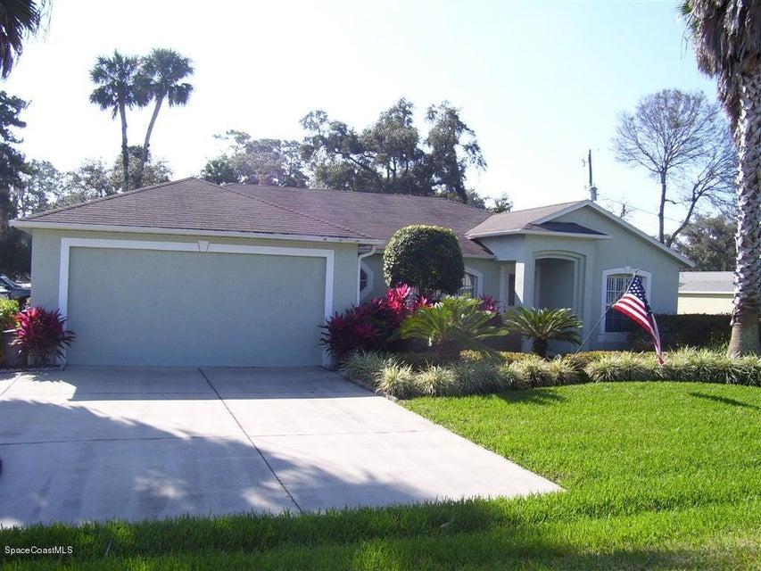 獨棟家庭住宅 為 出售 在 1844 Mango Tree Edgewater, 佛羅里達州 32141 美國