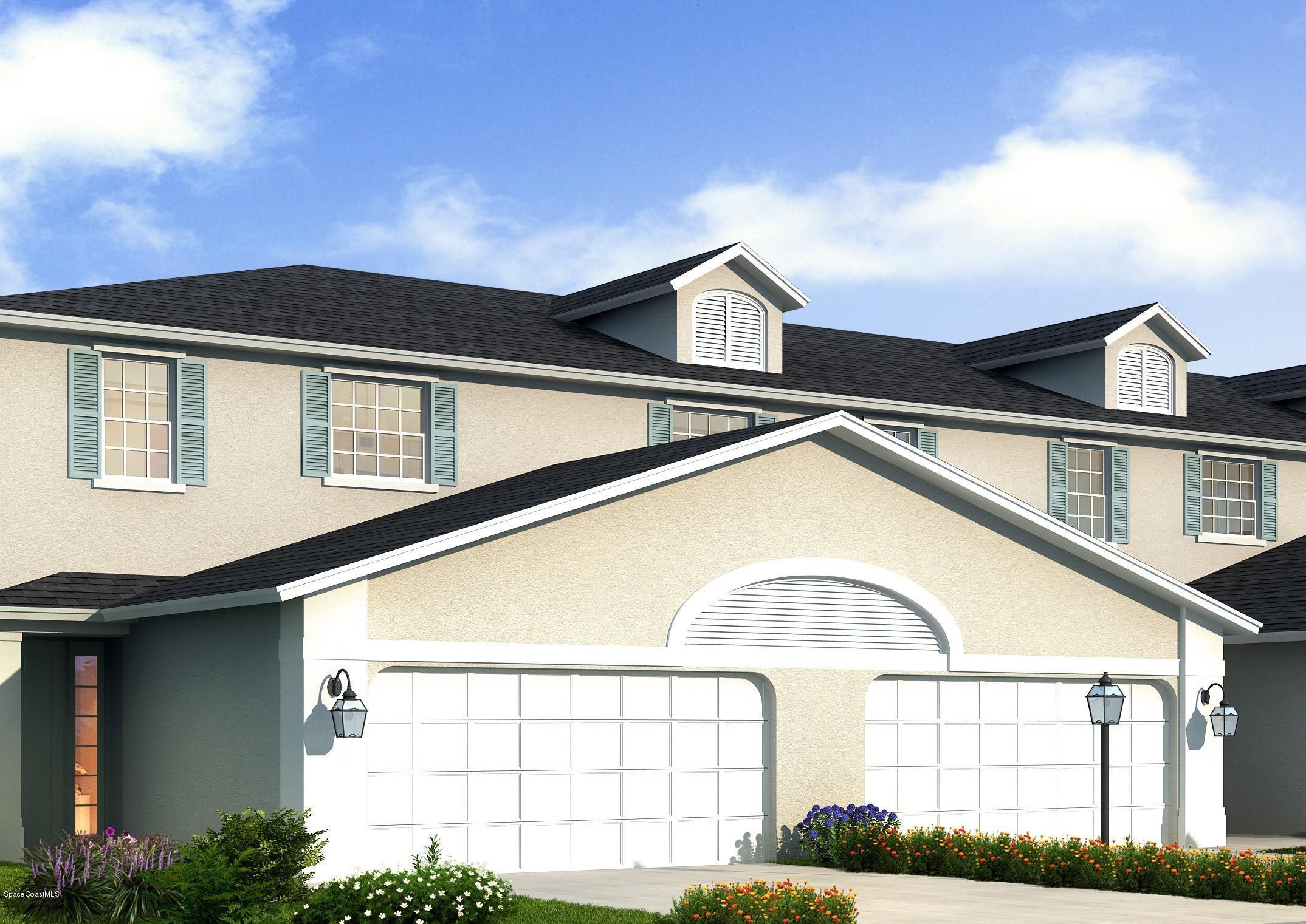 Maison unifamiliale pour l Vente à 1035 Steven Patrick 1035 Steven Patrick Satellite Beach, Florida 32937 États-Unis