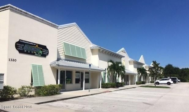 Commerciale per Affitto alle ore 1320 Culver Palm Bay, Florida 32907 Stati Uniti