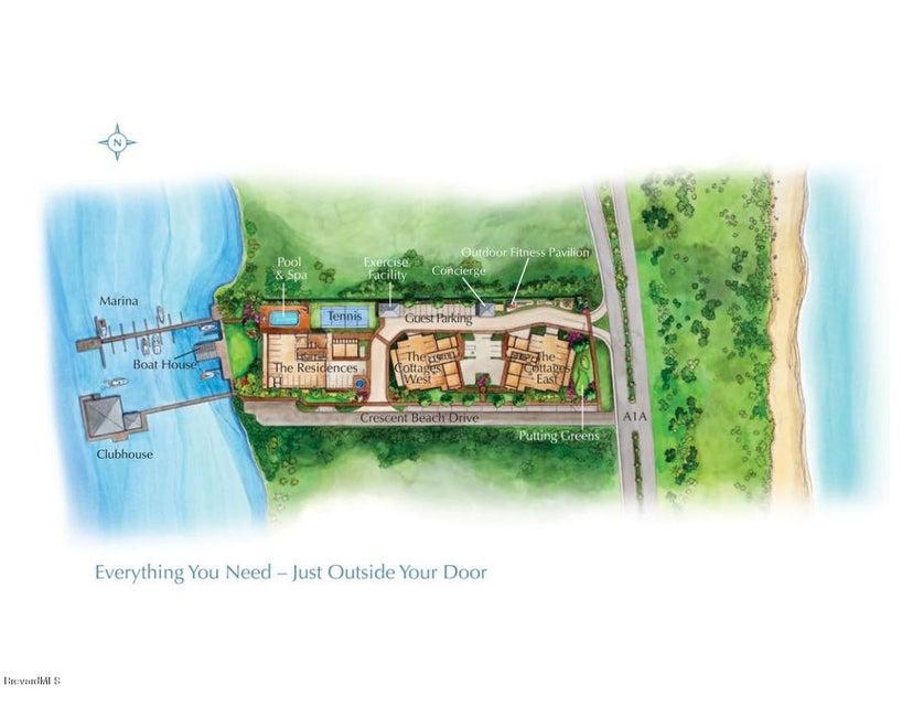 콘도미니엄 용 매매 에 130 Oceanus Cocoa Beach, 플로리다 32931 미국