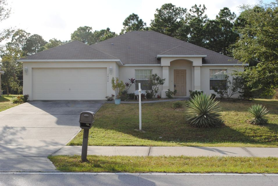 1826 Jupiter Boulevard, Palm Bay, FL 32908
