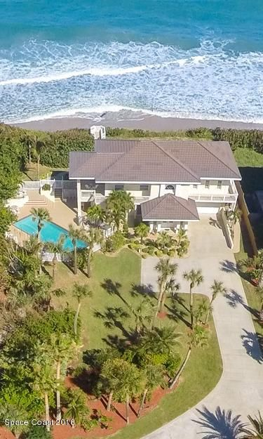 Single Family Home for Sale at 5895 S Highway A1a Melbourne Beach, Florida 32951 United States