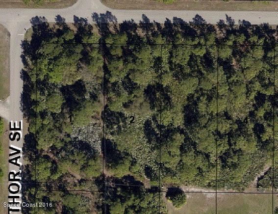 土地 为 销售 在 1339 Agora 1339 Agora Palm Bay, 佛罗里达州 32909 美国