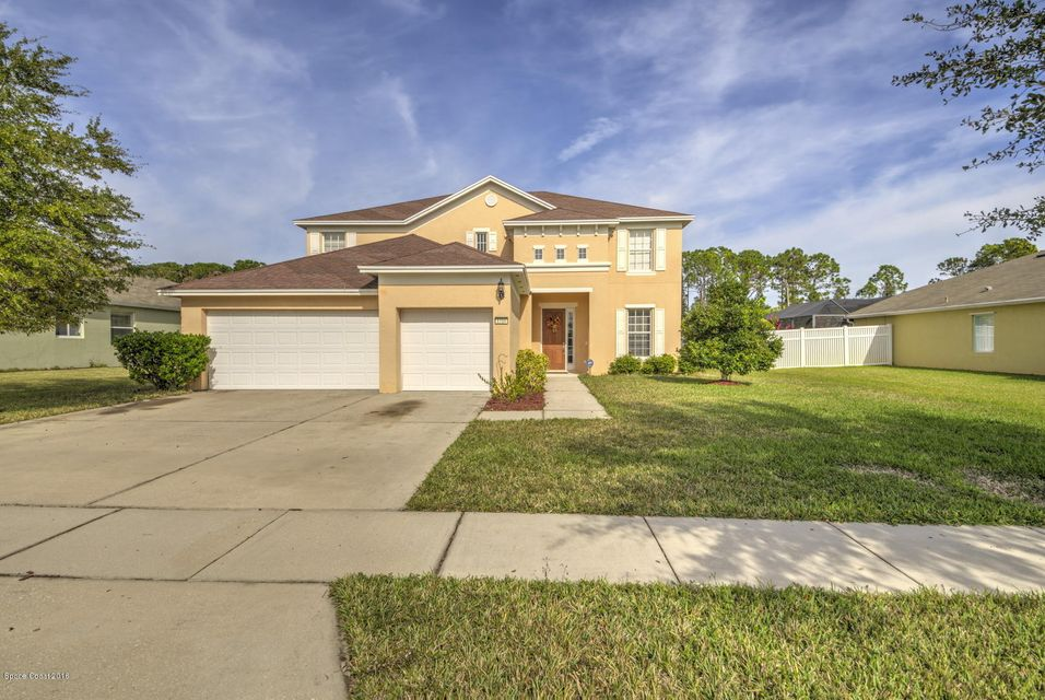 1516 Dittmer Circle, Palm Bay, FL 32909