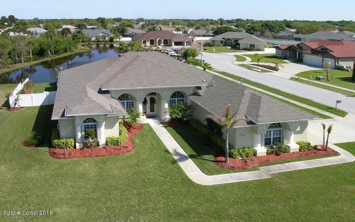 1338 Centennial Way, Rockledge, FL 32955