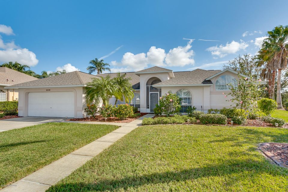 2519 Canterbury Circle, Rockledge, FL 32955