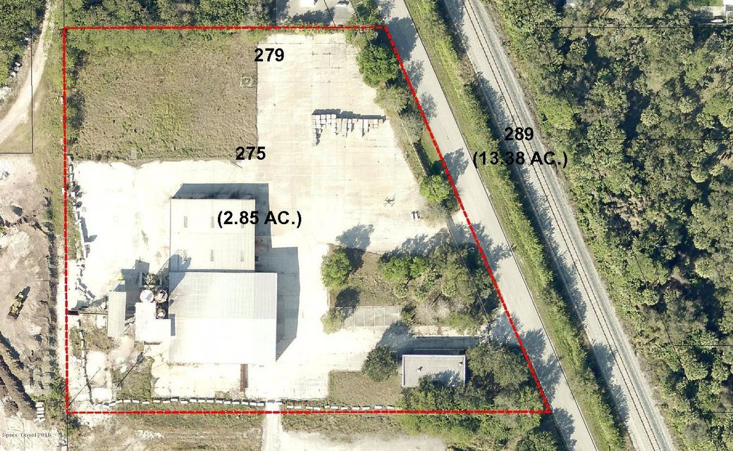 Commercial for Sale at 4460 Old Dixie Highway 4460 Old Dixie Highway Grant Valkaria, Florida 32950 United States