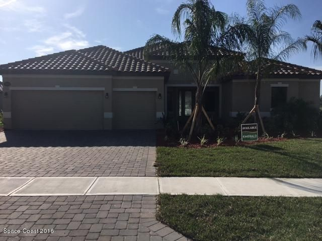 3533 Rushing Waters Drive, West Melbourne, FL 32904