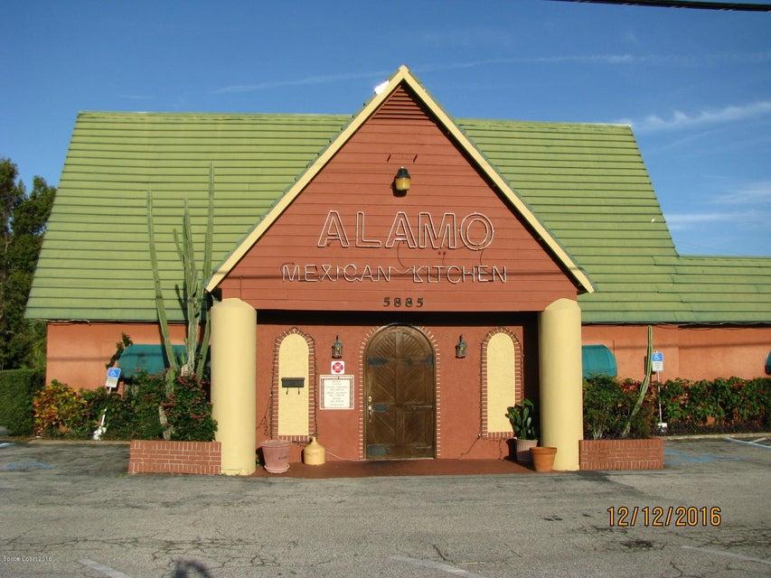 Comercial por un Venta en 5885 Highway 1 5885 Highway 1 Rockledge, Florida 32955 Estados Unidos