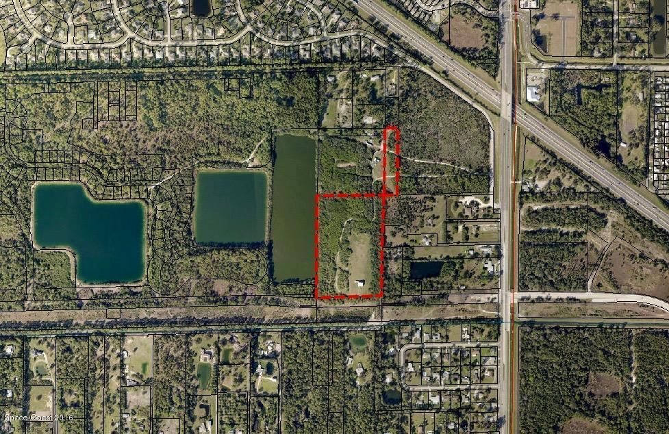 Land for Sale at 3851 Norfolk West Melbourne, Florida 32904 United States