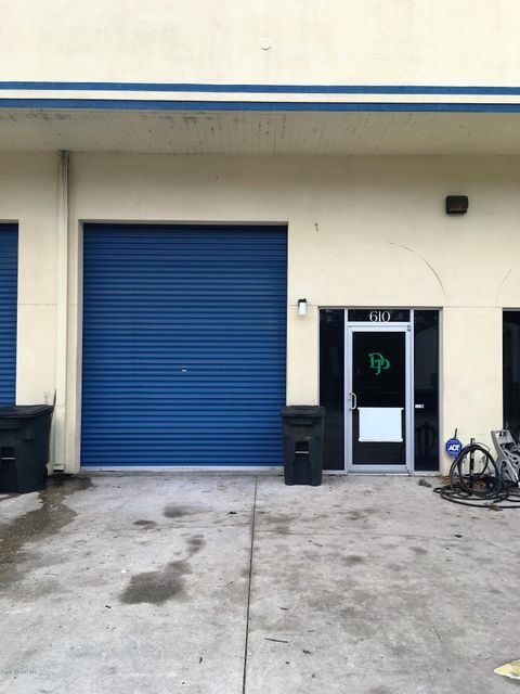 Commercial for Sale at 3860 Curtis Boulevard Cocoa, Florida 32922 United States