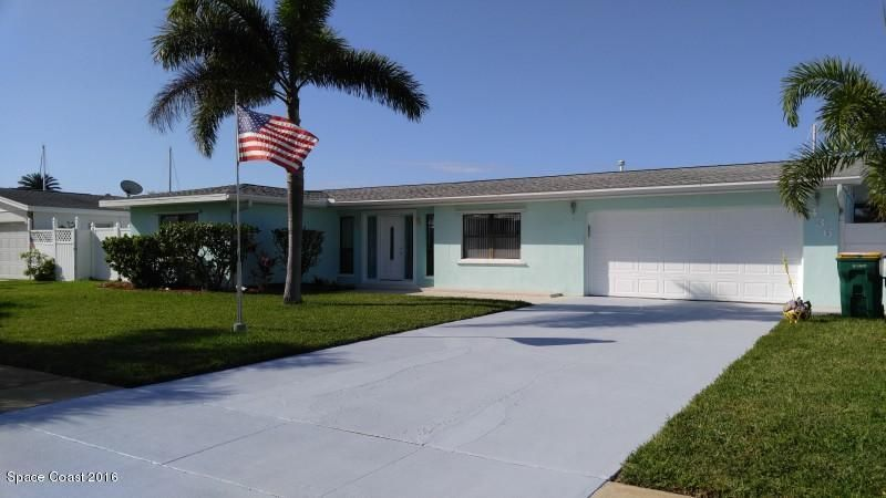 436 Eagle Drive, Satellite Beach, FL 32937