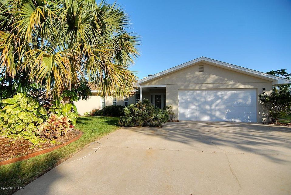 418 Arrowhead Lane, Melbourne Beach, FL 32951