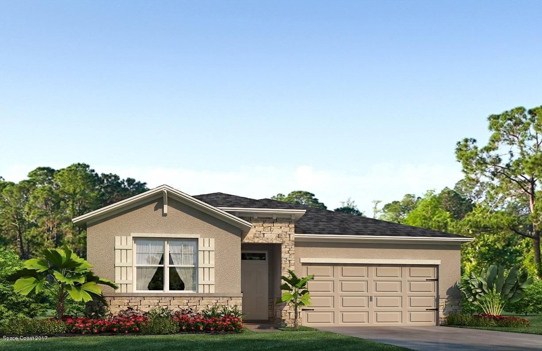 4504 Caladium Circle, West Melbourne, FL 32904