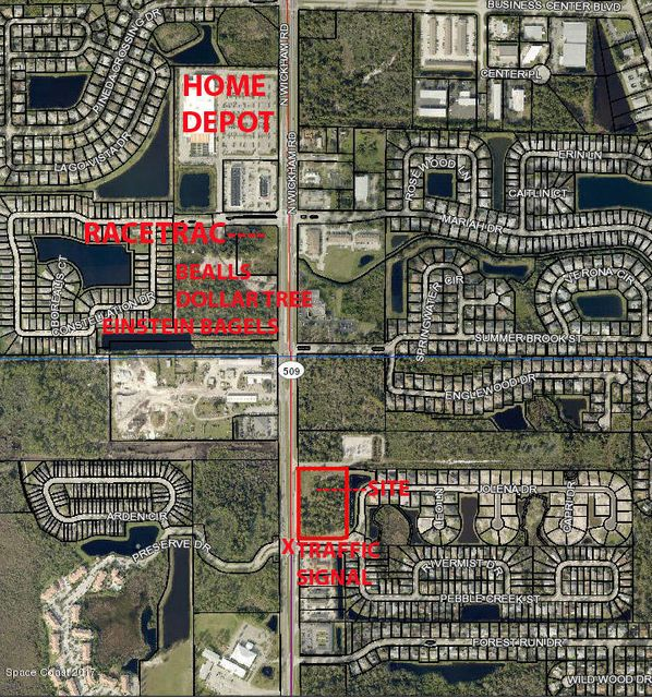 Land for Sale at N Wickham N Wickham Melbourne, Florida 32935 United States