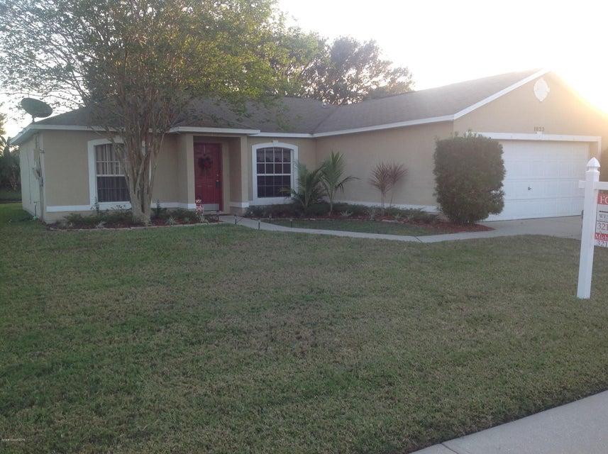 1023 Jacaranda Circle, Rockledge, FL 32955