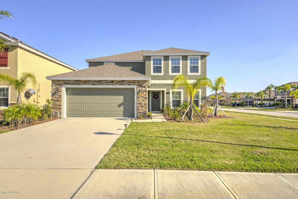 201 Teaberry Drive, Palm Bay, FL 32907