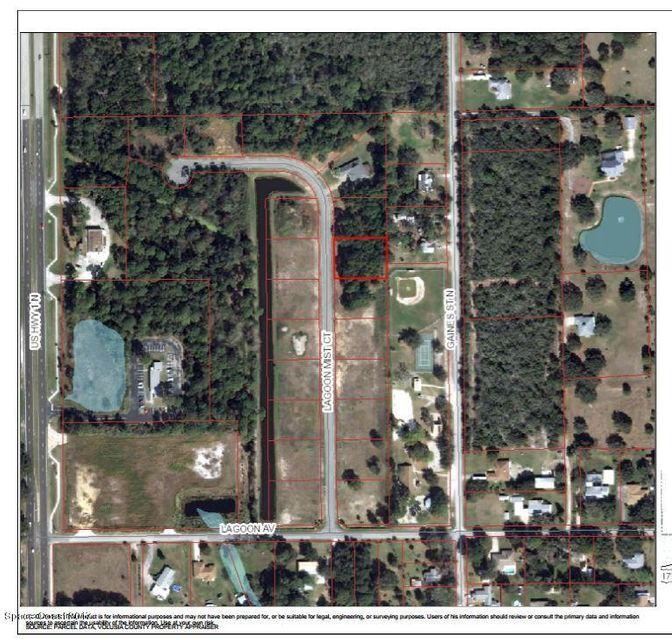 Land for Sale at 200 Lagoon Mist 200 Lagoon Mist Oak Hill, Florida 32759 United States