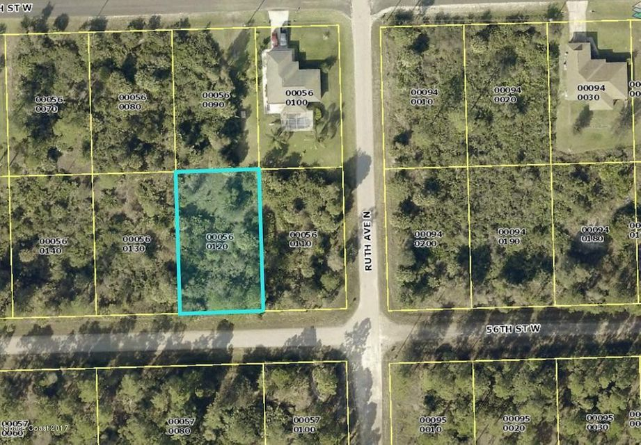 Terreno por un Venta en 3302 56th 3302 56th Lehigh Acres, Florida 33974 Estados Unidos