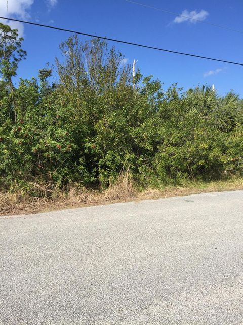 Land for Sale at 1725 Plantation Cir Se Palm Bay, Florida 32909 United States
