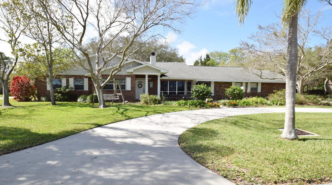 Single Family Home for Sale at 2660 Rocky Point Malabar, Florida 32950 United States