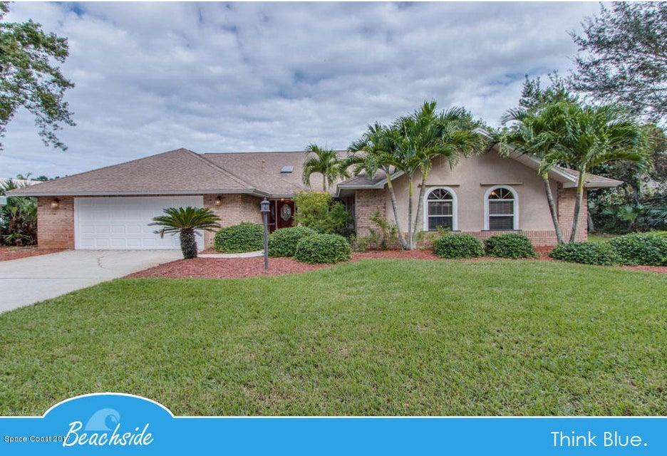 654 Hummingbird Drive, Indialantic, FL 32903